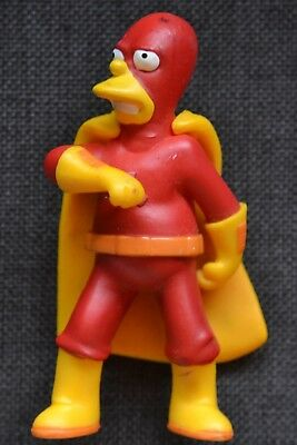 Simpsons Radioactive Man Figurine