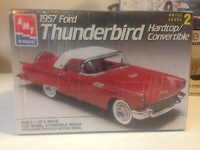 1975 ford Thunderbird model kit