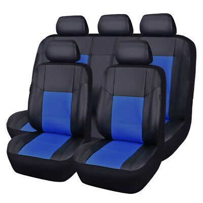 CAR PASS Auto Car Seat Cover Breathable PU leather Universal fit car /truck/suv