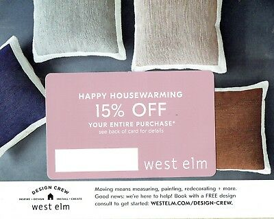 west elm moving coupon code
