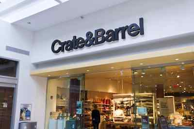 CRATE AND BARREL 15% Off Entire Purchase In-store/Online