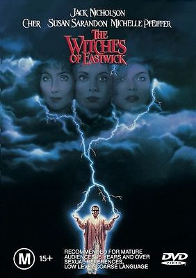 The Witches Of Eastwick : NEW DVD