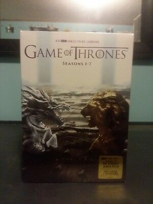 Game of thrones: the complete seasons 1-7 Dvd Box Set