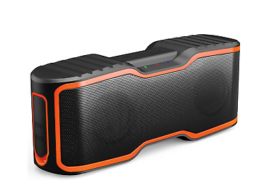 AOMAIS Sport II Portable Wireless Bluetooth Speakers 4.0 Waterproof IPX7, 20W