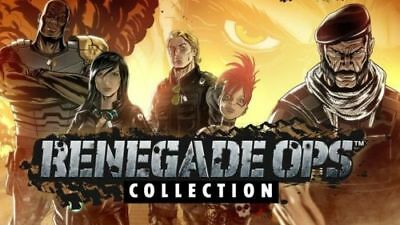 Renegade Ops Collection Steam Digital Key