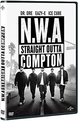 DR DRE ICE CUBE-N.W.A - Straight Outta Compton DVD NEW