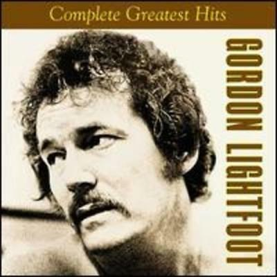 The Complete Greatest Hits by Gordon Lightfoot: Used