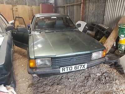 Ford Cortina Carousel spares or restoration