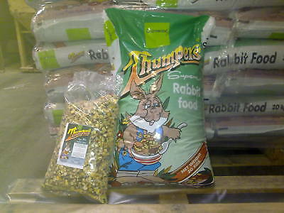 Charnwood  - 20Kg Thumpers Rabbit Food