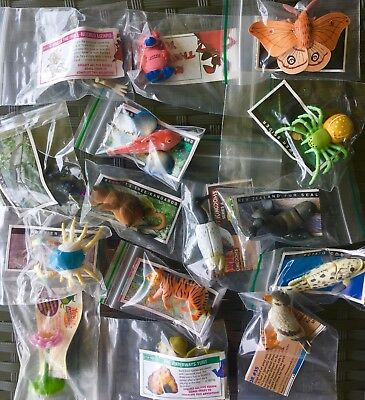 Yowies Collectables Lot Of 15