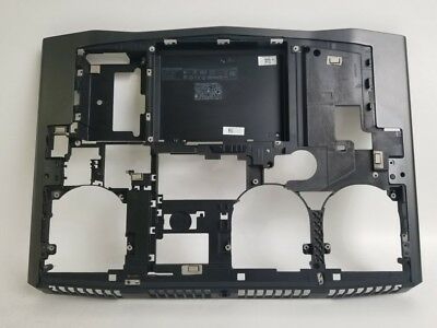 No LCD PDJM2 Genuine Dell Alienware 17 Gaming Laptop Top Cover Module Hinges