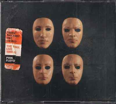 2-CD-Box-PINK FLOYD/ The Wall Live 1980-81/ Remaster 2000