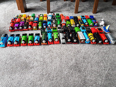 Thomas The Tank Trackmaster Trains, Large Selection MINT Condition