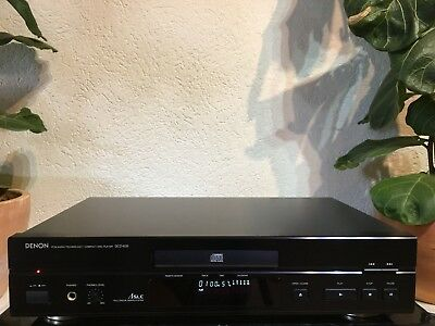 Denon Dcd 635 Cd Player.