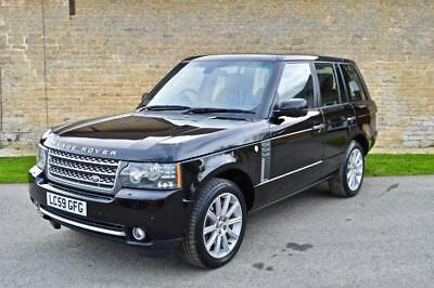 Land Rover Range Rover 5.0 Supercharged Autobiography