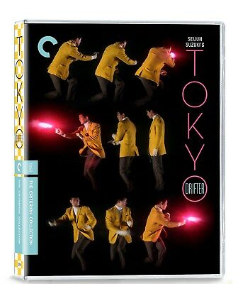 Tokyo Drifter - The Criterion Collection (Restored) [Blu-ray]