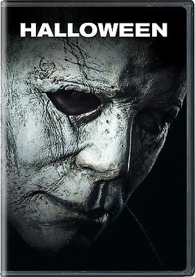 Halloween (DVD, 2018 2019) Ships 1/15/19 FACTORY SEALED BRAND NEW DVD USA SELLER