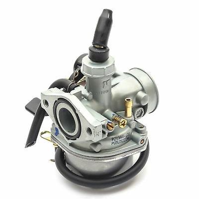 Carburatore 19mm Leva Aria Manuale Pit Bike Quad 110cc