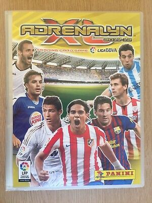 Álbum Adrenalyn XL La Liga 11/12 Trading Cards