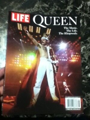 life magazine queen the music the life the rhapsody classic rock