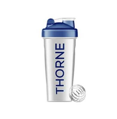 Thorne Shaker Bottle 20 Ounces