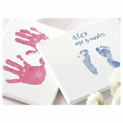 Baby's First Canvas Footprint Kit