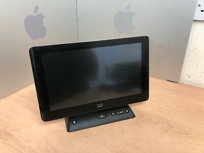 """Cisco Telepresence Touch-Screen 12""""  Model CTS-CTRL-DV12 TESTED FREE P&P UK"""