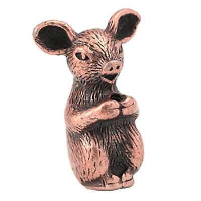 Chinese Zodiac Animals Statute Wealth Lucky Fortune Collections Pig