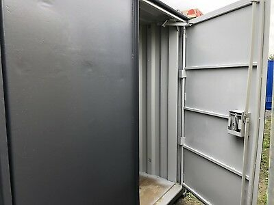 10x8 ft (3x2,5 m) Anti Vandal Secure Store. Storage Shipping Container