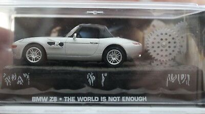 James Bond Auto Collection - Bmw Z8 - (The World Is Not Enough)