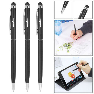 3x Universal Touch Ball Pens Screen Stylus For All Mobile Phone Tab Tablet