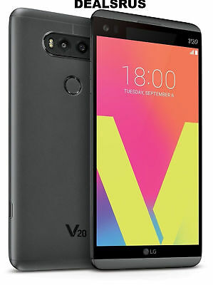 LG V20 H918 T-MOBILE 64GB 16MP 4G LTE GSM Smartphone A+