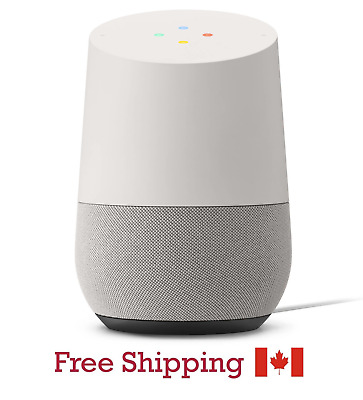 Google Home Voice Activated Speaker / Smart Assistant
