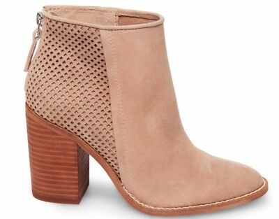 0d2e36950fd STEVE MADDEN REPLAY Bootie Taupe Size 9.5