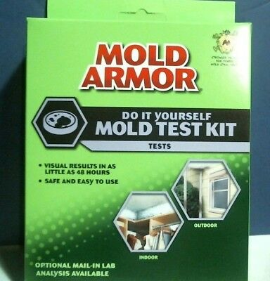 Mold Armor S2458 Do It Yourself Test Kit Indoor Outdoor Free Shipping 7 49 Picclick
