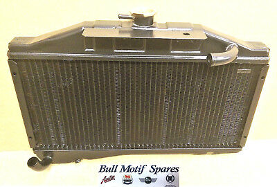 Morris Minor Radiator - New Superior Double Core (All 948cc/1098cc Models)
