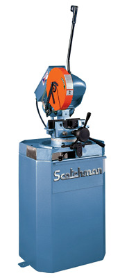"""Scotchman 14"""" Cold Saw with Power Downfeed, CPO 350 PD"""