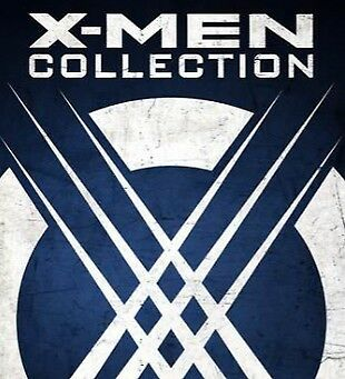 X-men movies bluray disc only no artwork no case first class United apocalypse