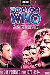 Doctor Who the Jon Pertwee years 1970-1974 Spearhead From Space (DVD, 2001)