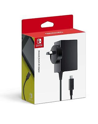 Genuine Official Nintendo Switch AC Adapter Power Supply