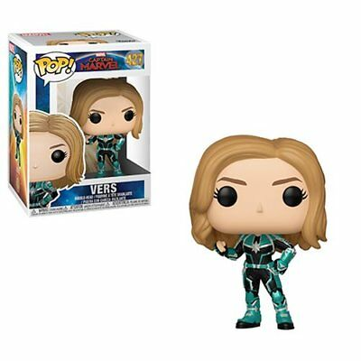 VERS Funko Vinyl POP! Figure Marvel: Captain Marvel #427