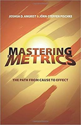 PDF - Mastering 'Metrics: The Path from Cause to Effect - PDF