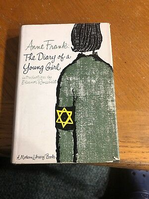 Anne Frank: The Diary Of A Young Girl (1952)- Modern Library