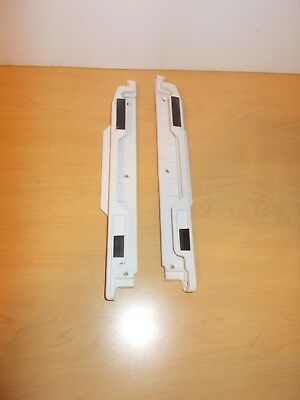 Ronco Showtime Rotisserie White Glass Door Feet Tracks 3000 Replacement Part
