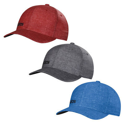 69b0bcfca9c NEW Adidas Golf ClimaCool Chino Print Fitted Hat FLEXFIT - Pick Size and  Color