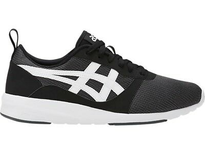 Men's Unisex ASICS Tiger Lyte Jogger Shoes Trainers Sneakers - Black