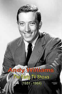 Andy Williams - The Early TV Shows  (1951-1964 ) - DVD