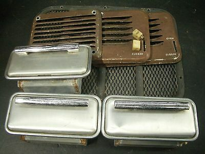 Cessna 310 interior covers and ashtrays