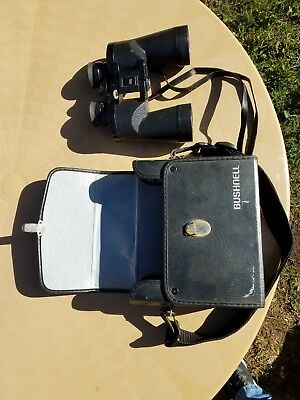 Bushnell Sportview 10X50 Wide Angle binoculars made in 1970
