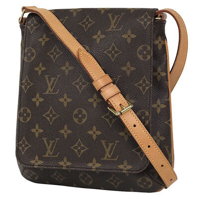 LOUIS VUITTON Musette salsa shoulder bag monogram Ladies